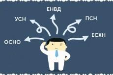 Подготовлю заявление о государственной регистрации ИП 10 - kwork.ru