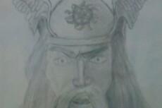 нарисую эскизы татуировок 5 - kwork.ru