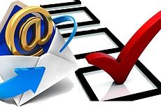 E-MAIL БАЗЫ адресов - 20000000 контактов + 10000000 в подарок 33 - kwork.ru