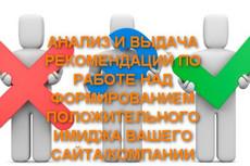 Сделаю анализ проекта 22 - kwork.ru