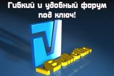 Создам форум для Word Press 11 - kwork.ru