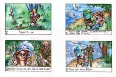 Делаю Иллюстрации, анимации персонажей. Арт, дизайн персонажа 18 - kwork.ru
