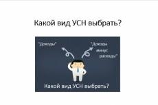 Бухгалтерская консультация 17 - kwork.ru