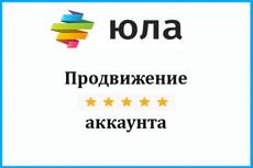 Юла. 500 подписчиков 16 - kwork.ru