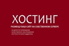 Размещу Ваш сайт на надежном VPS 5 - kwork.ru