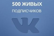 Регистрация аккаунтов Вконтакте и заполнение личной страницы 7 - kwork.ru