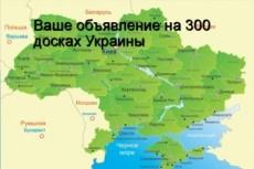 Размещу ваше объявление на 90 популярных досках объявлений России 45 - kwork.ru