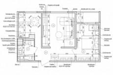 Моделирование мягкой мебели, элементов интерьеров 22 - kwork.ru
