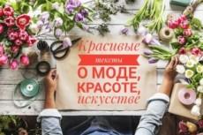 Чистка текста после фильтра Баден Баден, Королев 40 - kwork.ru