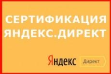 Специалист  Яндекс Метрика 9 - kwork.ru