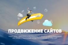 Прогоню Ваш сайт по профильным ссылкам со средним ТИЦ - 350 11 - kwork.ru