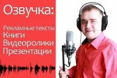 Сделаю закадровый перевод видео с английского на русский 5 - kwork.ru