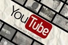 Создание канала YouTube и комплексное продвижение . Плюс бонус 6 - kwork.ru