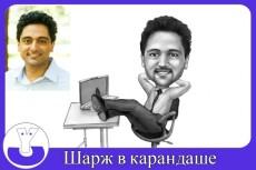 Нарисую карикатуру 28 - kwork.ru