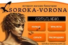 Оформлю меню wiki-разметкой Вконтакте 21 - kwork.ru