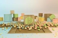 3D Интро - Cube Parallax Logo Reveal 9 - kwork.ru