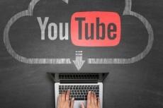 Реально быстрый старт заработка на youtube с нуля 5 - kwork.ru