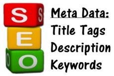 Сформирую вручную мета-теги Title, Description и H1 для 10 страниц 17 - kwork.ru