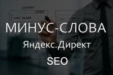 Напишу по вашим ключам до 5-ти вариантов объявлений до 400 ключей 21 - kwork.ru