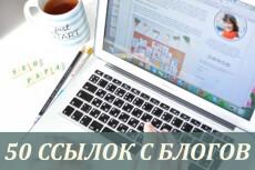 Статейные ссылки, 90 площадок. Отбирались по признаку spam меньше 15% 22 - kwork.ru