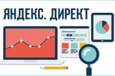 Создам рекламную компанию Яндекс Директ 13 - kwork.ru