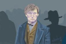 Нарисую милые иллюстрации для книг и открыток 24 - kwork.ru