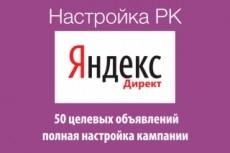 Настрою Ретаргетинг на Яндекс Директе. Клиент от Вас не уйдет 23 - kwork.ru
