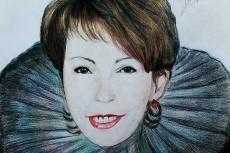 Выполню art портрет по фото 23 - kwork.ru