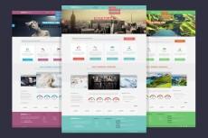 Создам дизайн страницы сайта в PSD 19 - kwork.ru