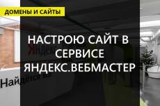Карта от Яндекса 25 - kwork.ru