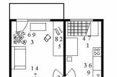 Дизайн-проект кухни/прихожки/гардеробной 9 - kwork.ru