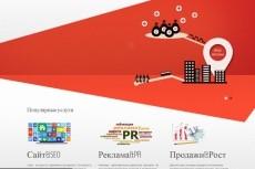 Готовый шаблон презентации вашего бренда . psd девушка mockup 23 - kwork.ru