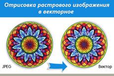Сделаю качественный векторный рисунок 8 - kwork.ru