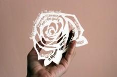 Разработаю дизайн-макет любой свадебной атрибутики 31 - kwork.ru