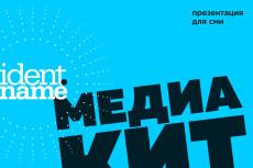 Бизнес презентацию в PDF 58 - kwork.ru
