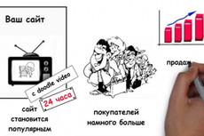 Ваш рекламный ролик 9 - kwork.ru