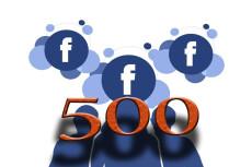 500 участников в вашу группу Facebook 9 - kwork.ru