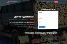 Продам сайт landing page по разработке сайтов 29 - kwork.ru