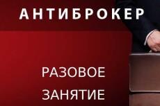 Консультация на тему как купить готовый бизнес 3 - kwork.ru