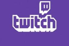 Оформлю twitch канал 44 - kwork.ru