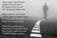 Напишу вам стихотворение или текст для песни  на любую тему 17 - kwork.ru