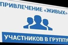 Приведу 1500 целевых посетителей 6 - kwork.ru