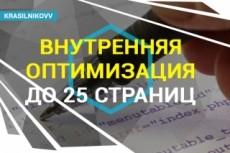 Оптимизирую 1 страницу не вошедшую в ТОП. Вылет в ТОП+3 жирные ссылки 11 - kwork.ru
