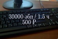Наберу текст с изображений, сканов и аудио быстро и качественно 5 - kwork.ru