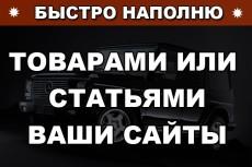 Интернет-магазин с нуля, через 24 часа вы будете уже продавать свой товар 5 - kwork.ru