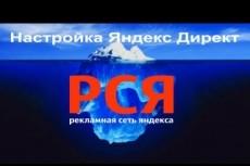 Яндекс Директ, РСЯ компания под ключ 18 - kwork.ru