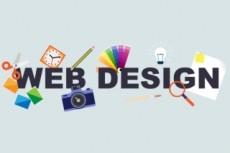 Дизайн страниц для сайта или лэндинга 32 - kwork.ru