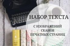 Подготовлю текстовый вариант Ваших аудио- и видеофайлов, изображений 9 - kwork.ru