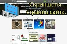Скриншот всей страницы сайта целиком 23 - kwork.ru