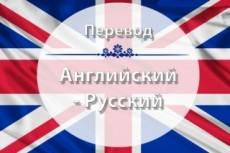 Выполню художественный перевод с английского языка 3 - kwork.ru